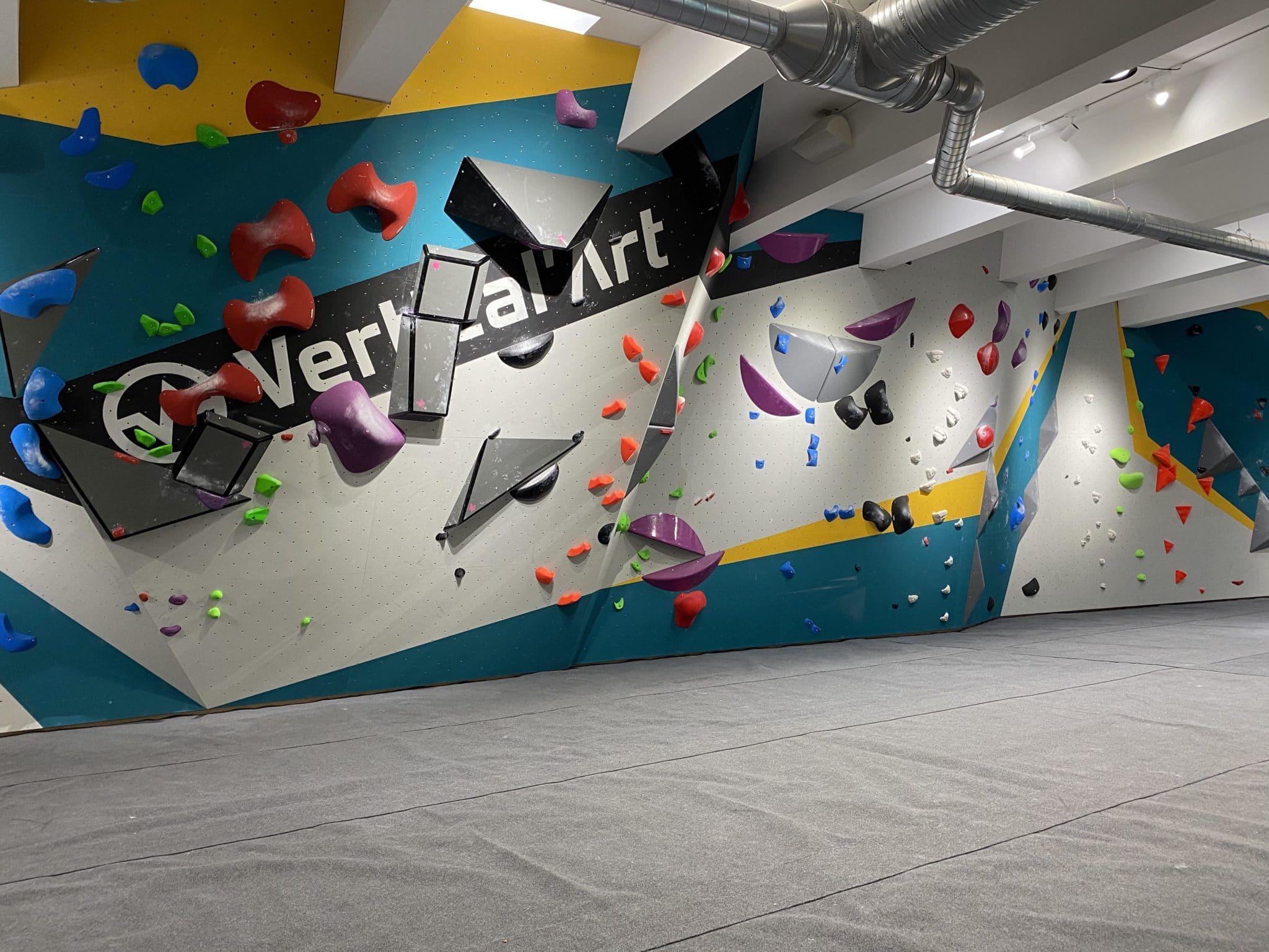salle d'escalade restaurant et bar à Vertical'Art paris chevaleret